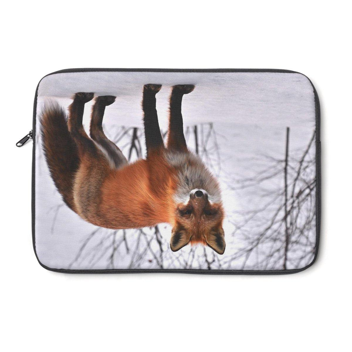 Fire fox Laptop Sleeve-Tech - Accessories - Laptop Sleeves-Printify-Très Elite