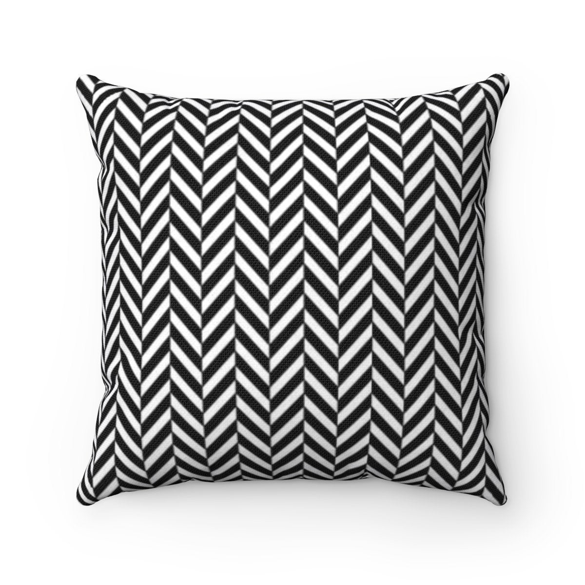 Herringbone 2 in 1 decorative cushion cover-Home Decor - Decorative Accents - Pillows & Throws - Decorative Pillows-Maison d'Elite-Très Elite