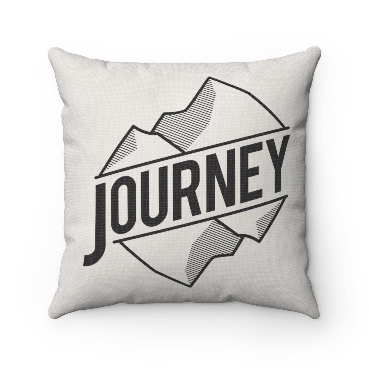 Journey 2 in 1 Double sided contemporary decorative cushion cover-Home Decor - Decorative Accents - Pillows & Throws - Decorative Pillows-Maison d'Elite-Très Elite