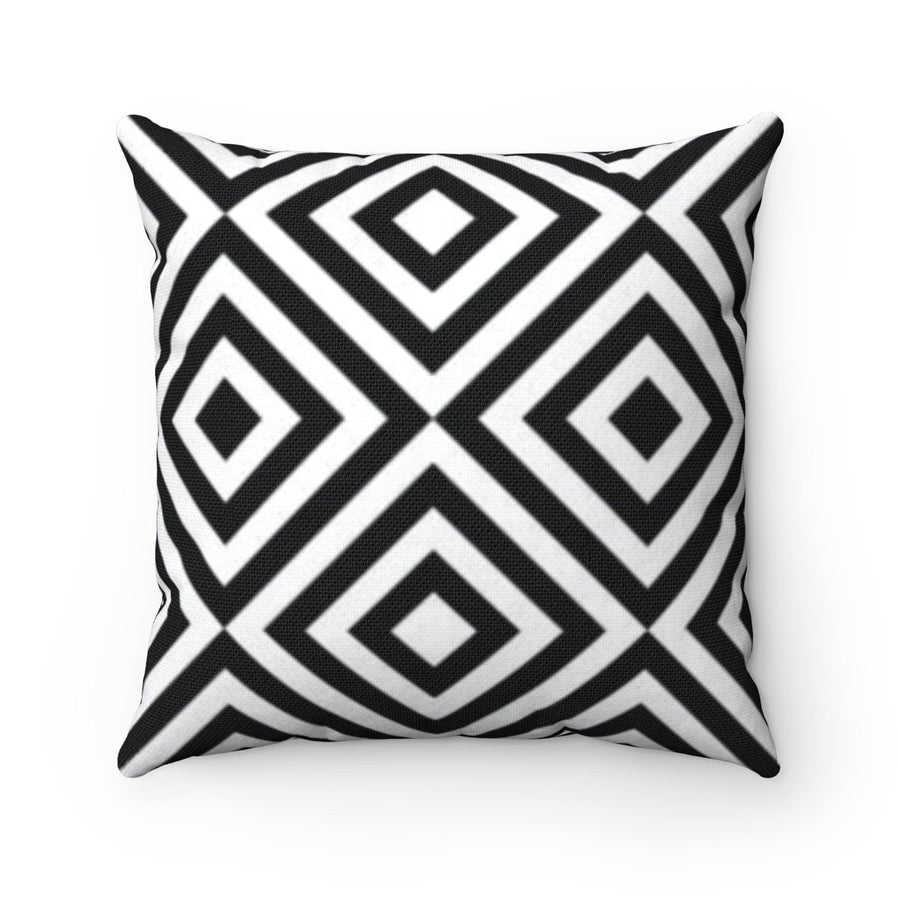 Luxury | snake | tropical | jungle abstract decorative cushion cover