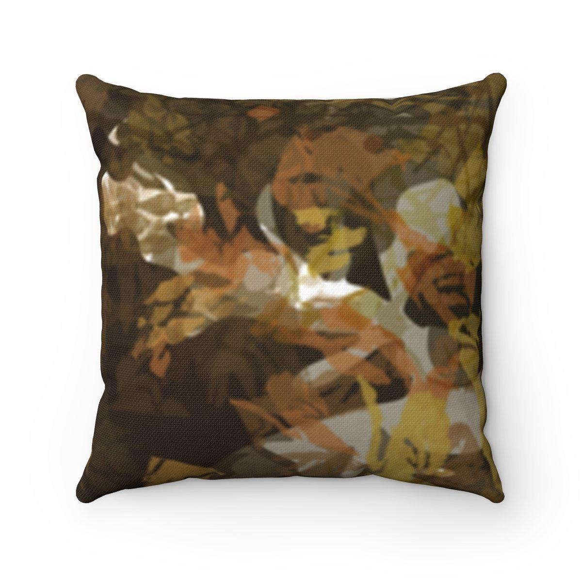 Maison d'Elite modern camouflage decorative cushion cover-Home Decor - Decorative Accents - Pillows & Throws - Decorative Pillows-Maison d'Elite-14x14-Très Elite