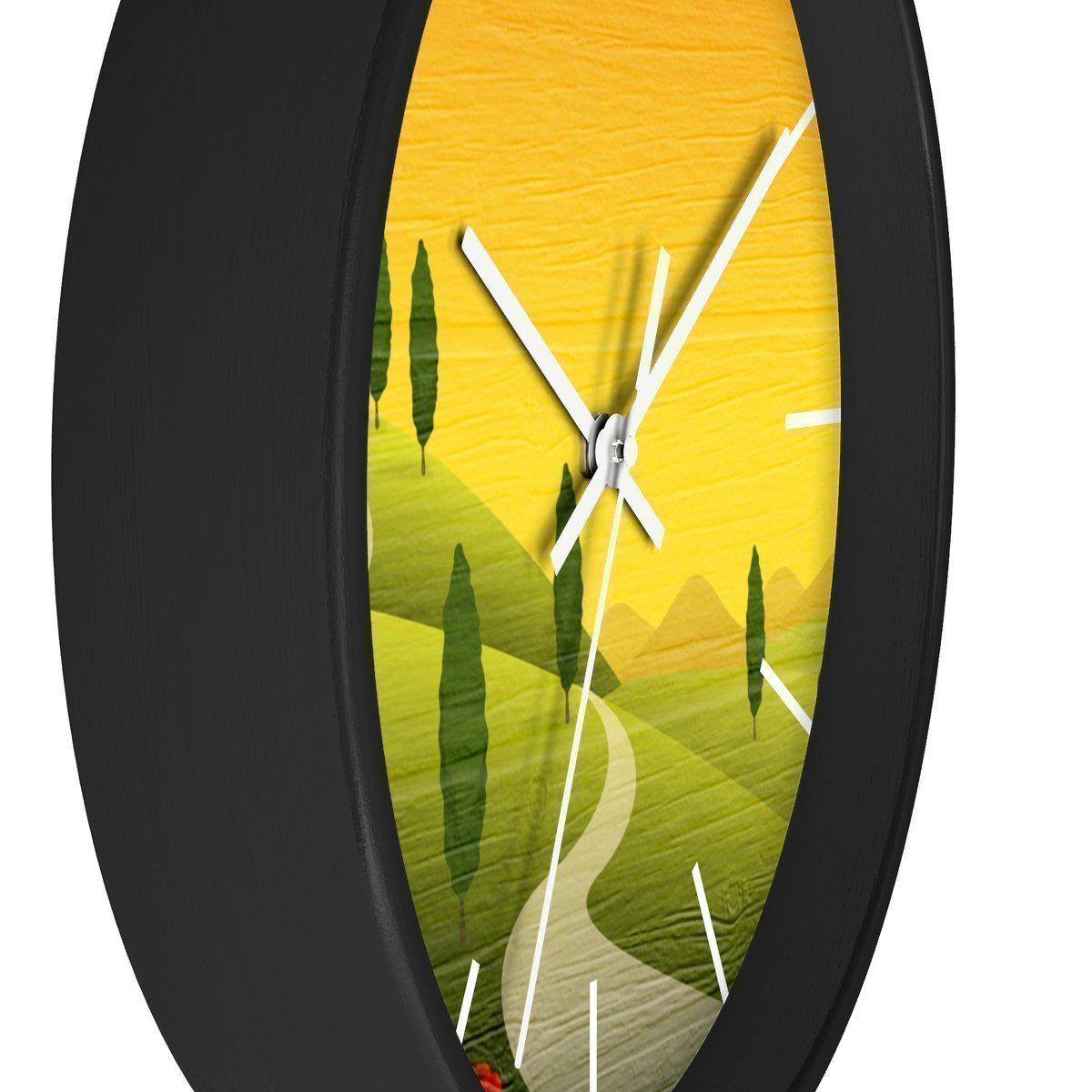 Maison d'Elite Tuscany Wall clock-Home Décor › Accents › Wall Decor › Clocks & Sculptures-Maison d'Elite-Très Elite