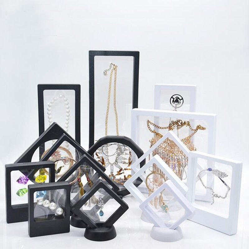 Jewelry Packaging and Display