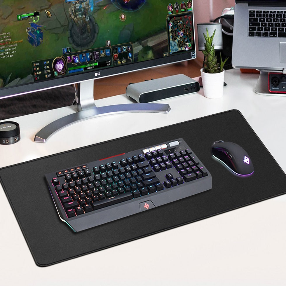 Computer Mouse Pad Gaming MousePad Large Mouse pad Gamer