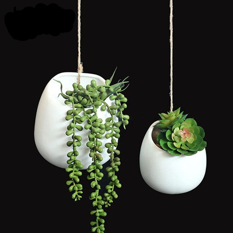Hanging Basket Flower Pot indoor planter