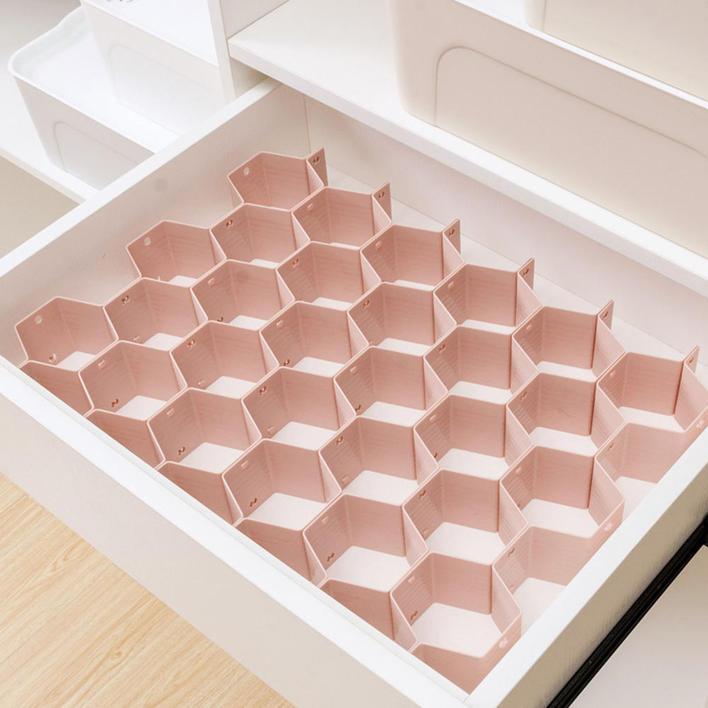Honeycomb Nest Drawer Storage Divider