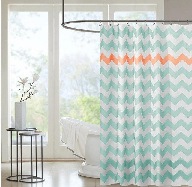Waterproof Shower Curtains for Bathroom