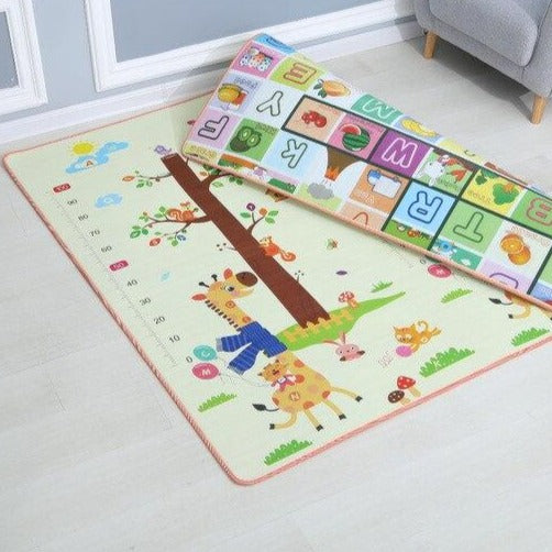 Child development Double-sided Playmat