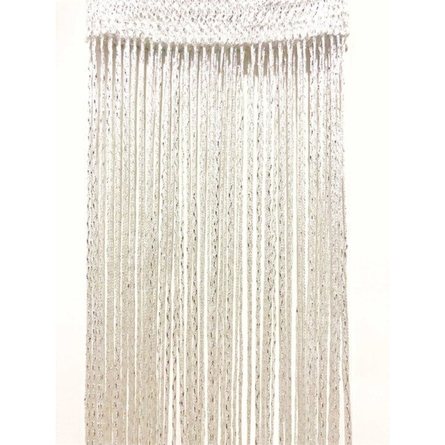 Curtains Thread String Curtain