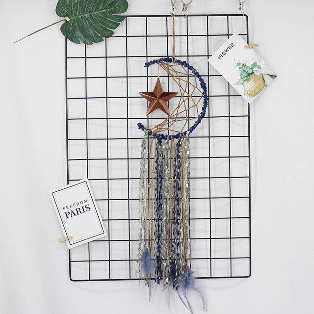 Big Dream Catcher Aesthetic Nordic Room Decoration