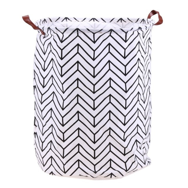 Folding Laundry Basket Organizer