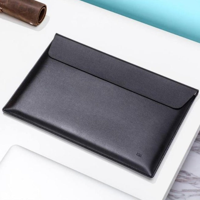 PU Leather Xiaomi air 12.5 13.3 inch Laptop Sleeve bags