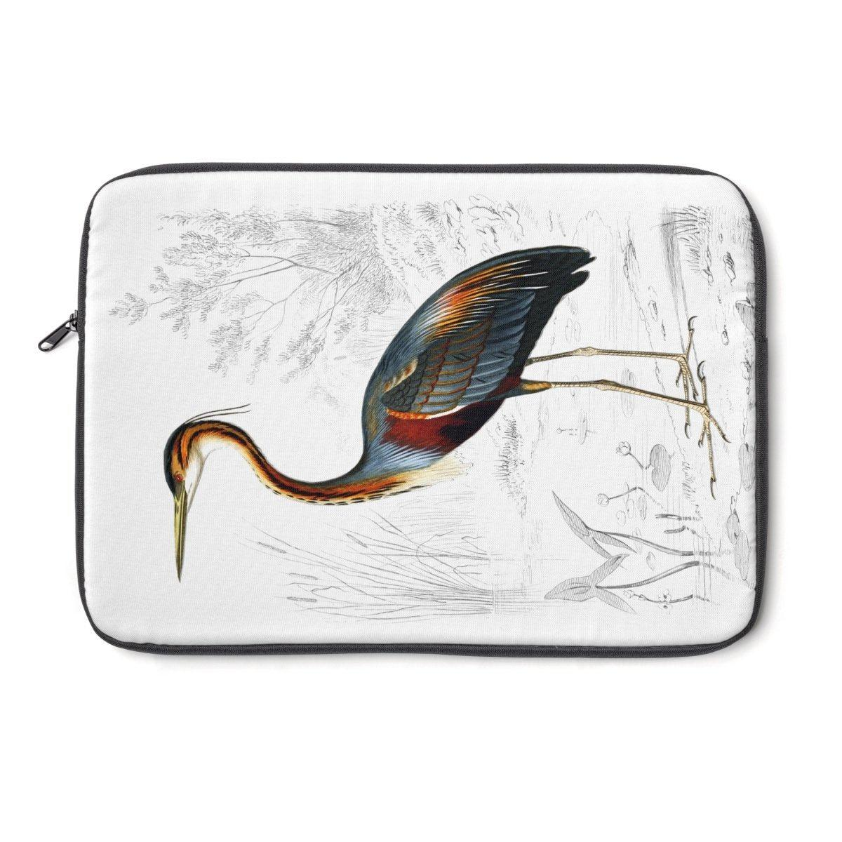 Safari | Jungle | Bird travel Laptop Sleeve-Tech - Accessories - Laptop Sleeves-Printify-Très Elite
