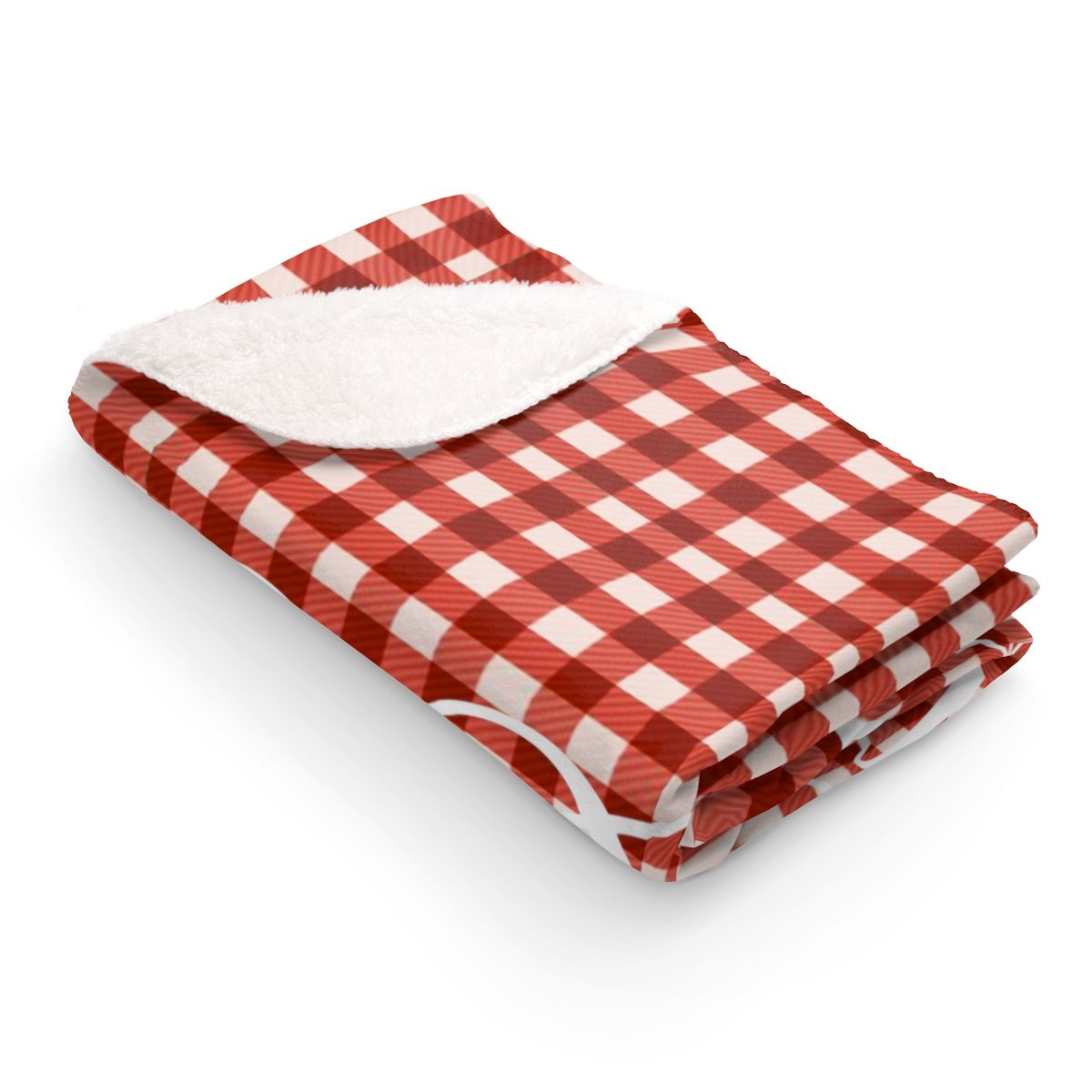 Seasonal & Holiday Christmas Sherpa Fleece Blanket for kids-Home - Throws & Blankets-Maison d'Elite-50x60-Très Elite