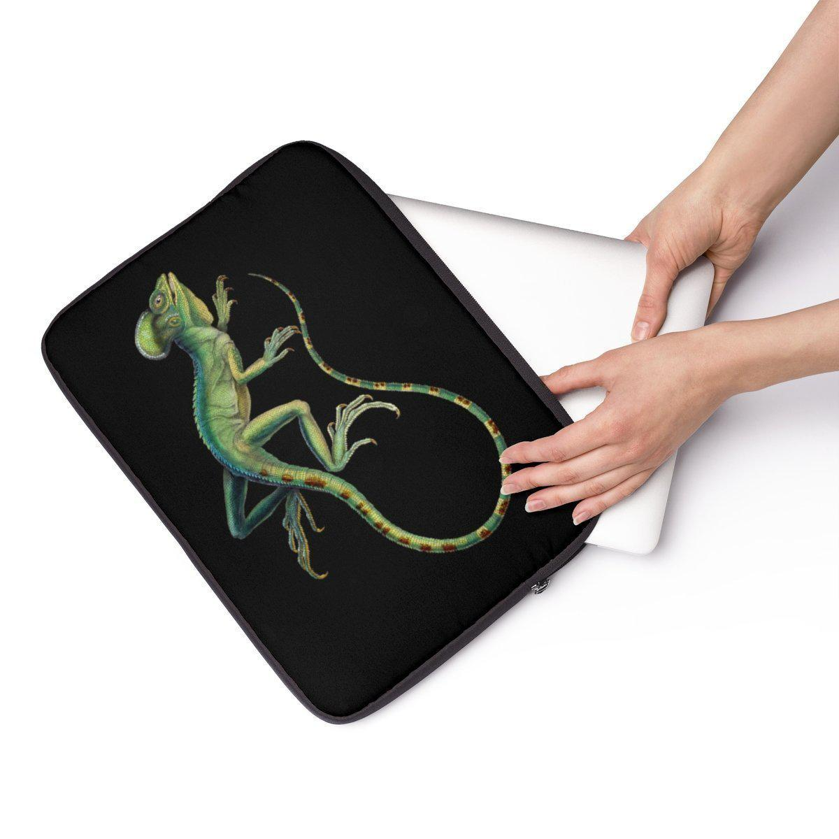 "Tropical Laptop Sleeve-Tech - Accessories - Laptop Sleeves-Printify-13""-Très Elite"