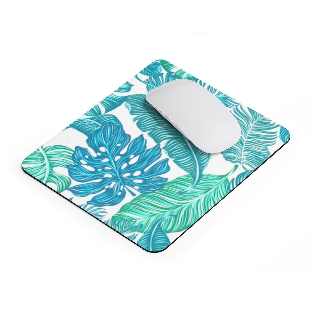 Tropical rectangular Mouse pad-Home Decor-Printify-Rectangle-Très Elite