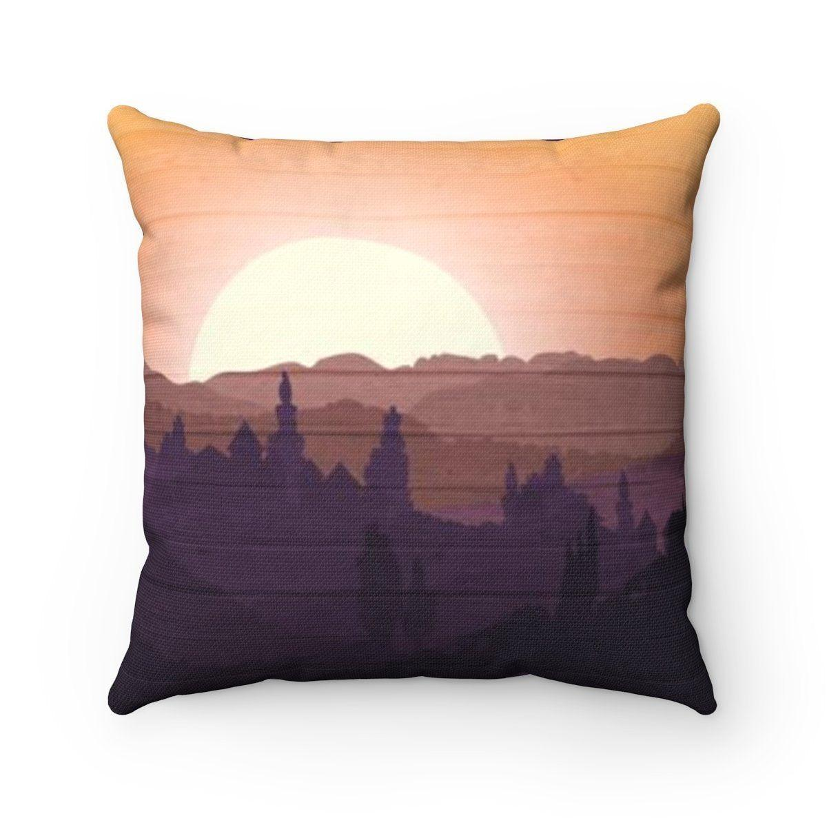 Tuscany decorative cushion cover-Home Decor - Decorative Accents - Pillows & Throws - Decorative Pillows-Maison d'Elite-16x16-Très Elite