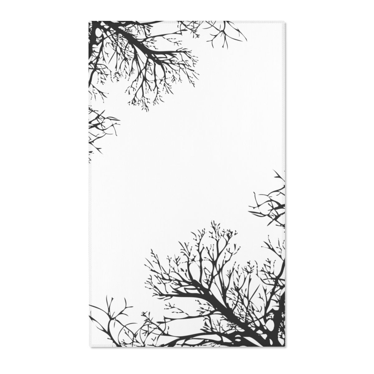 "Winter tree Area Rugs-Home Decor-Printify-36"" x 60""-Très Elite"