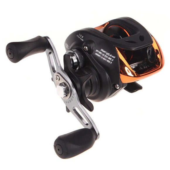Left/Right Hand Fishing Reel