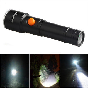 FREE: 3000 Lumen 3 Modes Tactical Flashlight