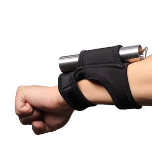 Flashlight wrist Holder