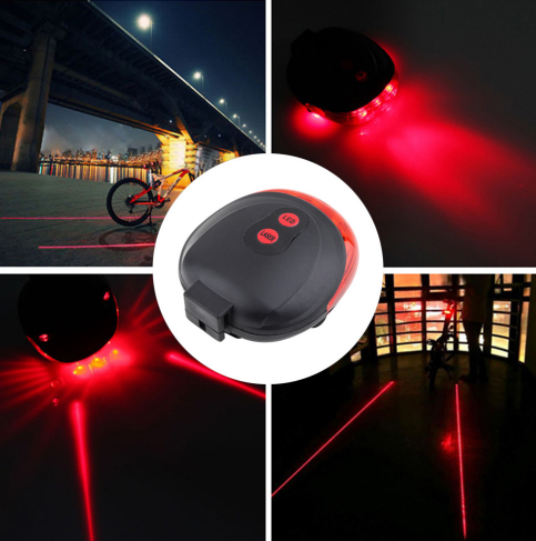 FREE: Waterproof Bike Bicycle Lights