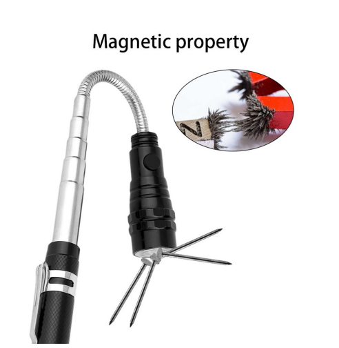Flexible Telescopic LED Flashlight