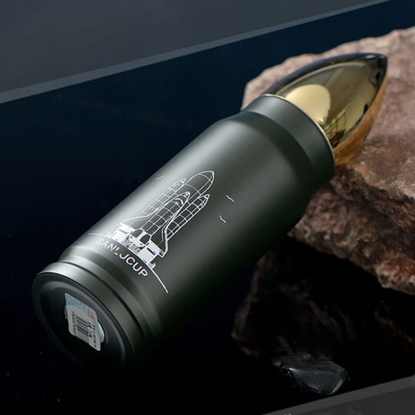 Bullet Thermos Bottle for COLD & HOT Liquids