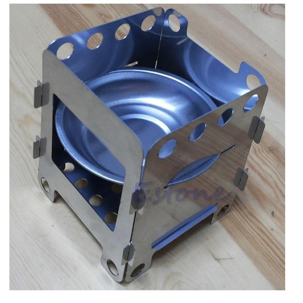 Outdoor Stove Lightweight Folding Wood Stove