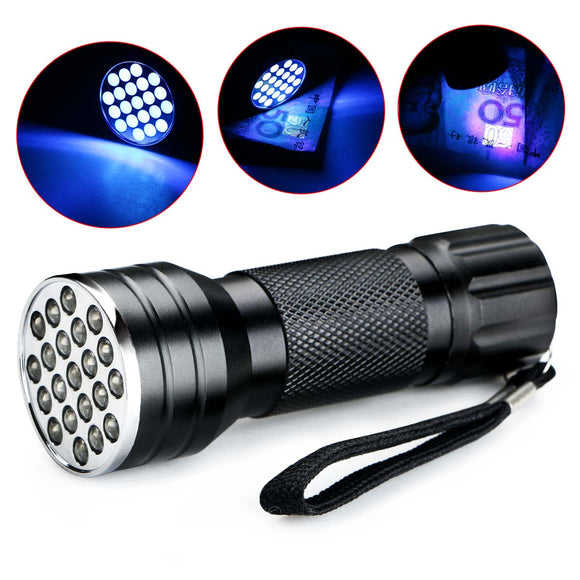 Portable UV Flashlight