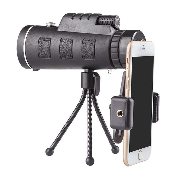 HD High Power Magnification Monocular ™