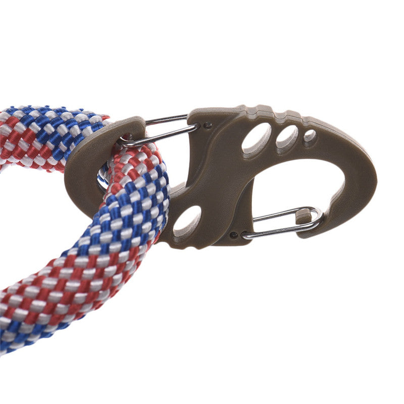 Camping Mountaineer Kettle Buckle Hanging Hook