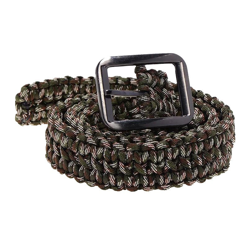 Survival Paracord Belt