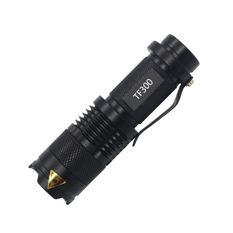 FREE: Waterproof LED Flashlight