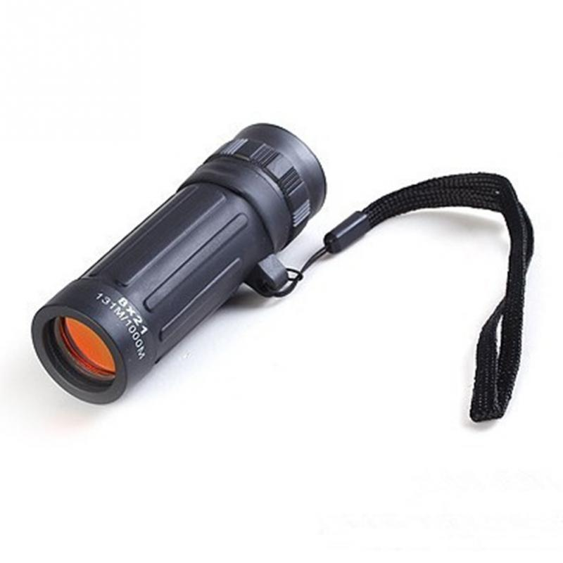 8 X 21 Monocular Hiking Telescope