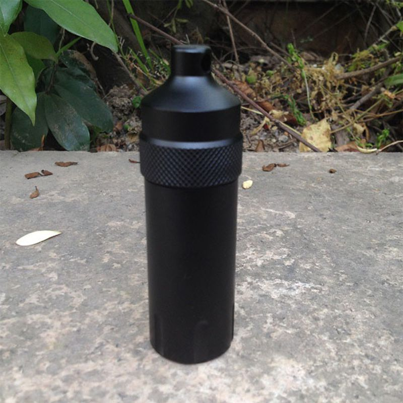 Waterproof Survival First Aid Bottles