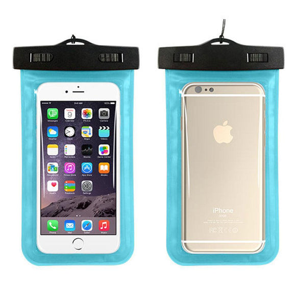 UNIVERSAL WATERPROOF CELL PHONE CASE