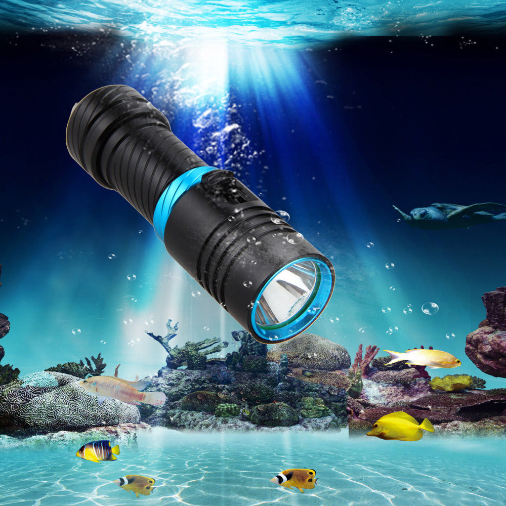 Diving LED Flashlight