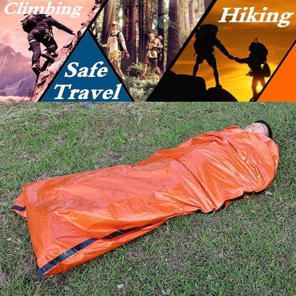 Emergency Sleeping Bag™