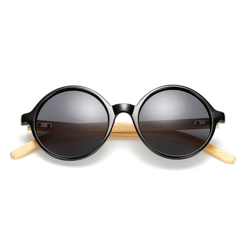 Designer Colorful Handmade Wooden Frame Sunglasses