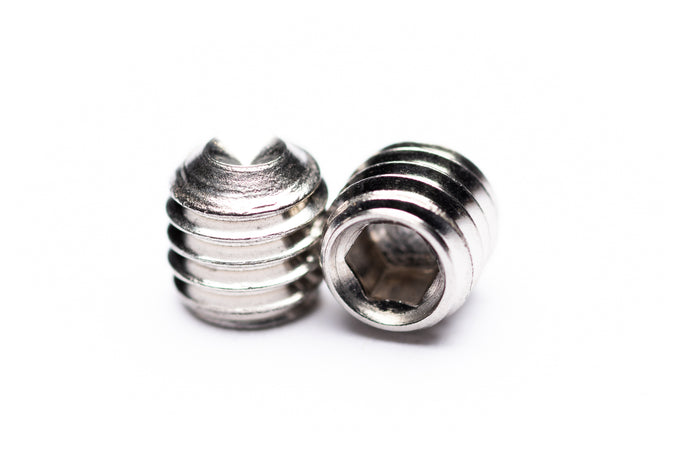 Screw in Stainless 3mm