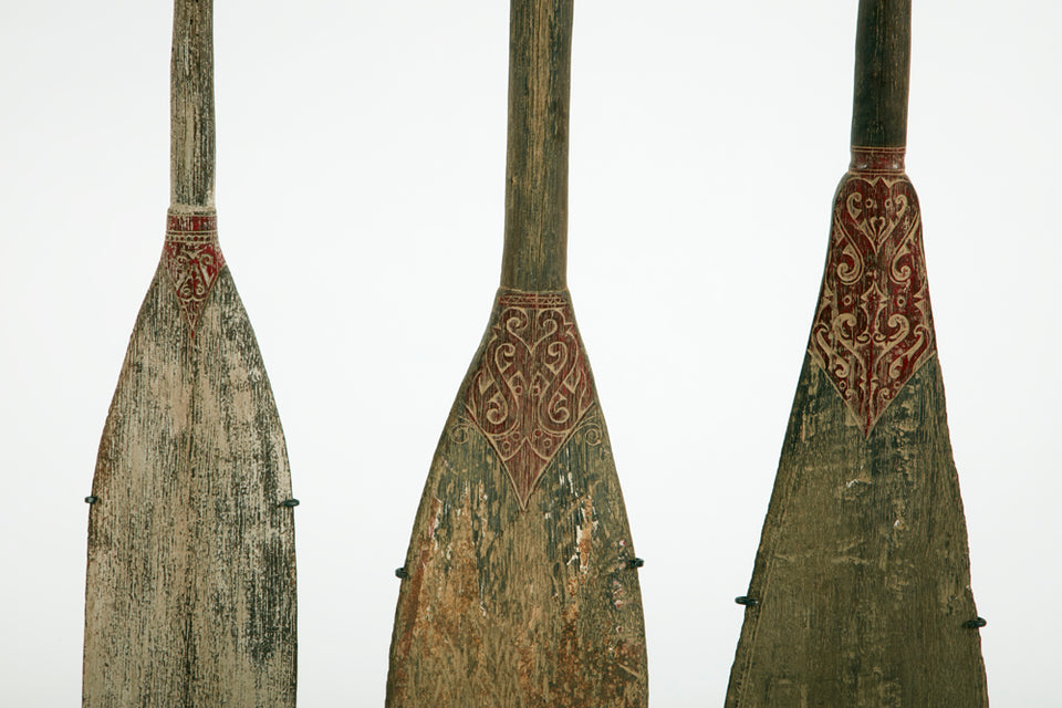 ANTIQUE PADDLES