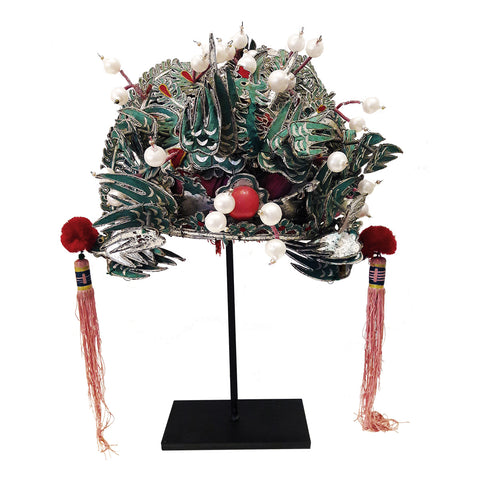 LES TROS PHENIX CHINESE OPERA HEADRESS
