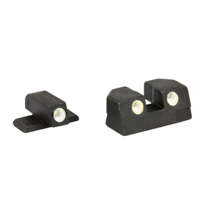Meprolight ML10110 Tru-Dot Self Illuminated Night Sight Fits Sig P220,5,6,8, Green/Green