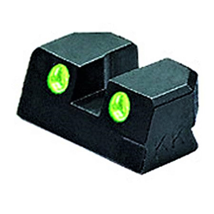 Meprolight 0117663108 Tru-Dot Self Illuminated Night Rear Sight Fits S&W M&P Full/Compact/ Subcompact - Green