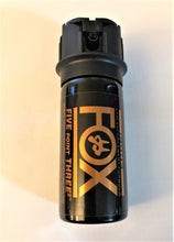 NEW FOX LABS 5.3 SQUARED Tactical HOT Police Pepper Spray FOGGER Flip-Top 1.5oz