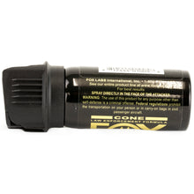 FOX LABS 5.3 Tactical Police 1.5oz Flip-Top Fog Pattern HOT Defense Pepper Spray