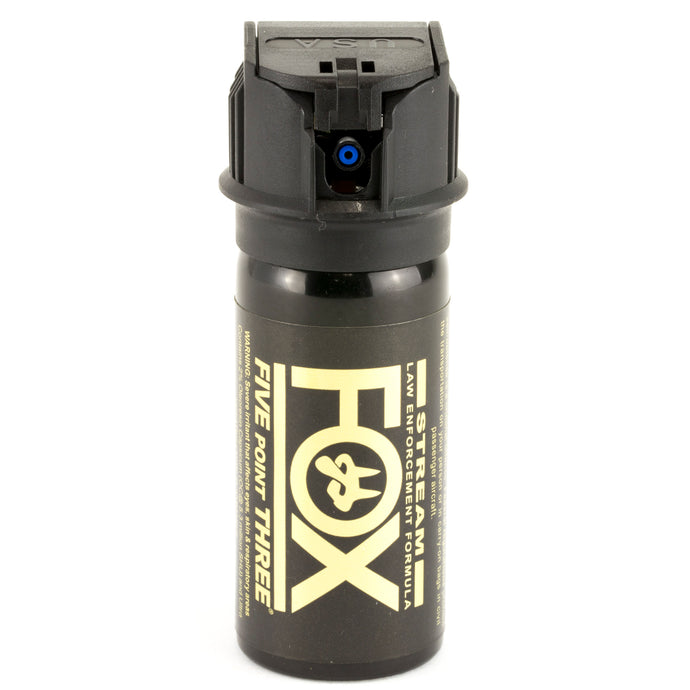 PS Fox Labs Tactical Police Pepper Spray Stream Flip-Top 1.5oz 5.3 Million SHU