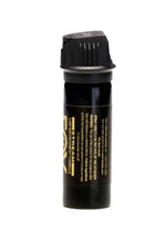 FOX LABS 5.3 Million SHU Tactical Police Pepper Spray Stream Flip-Top 2oz Size