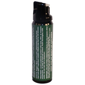 Pepper Shot 4 oz Pepper Spray FOGGER With Safety Lock